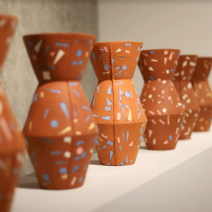 A Critical Enquiry into the Notion of Panchabhutas Through Ceramic-sculptures